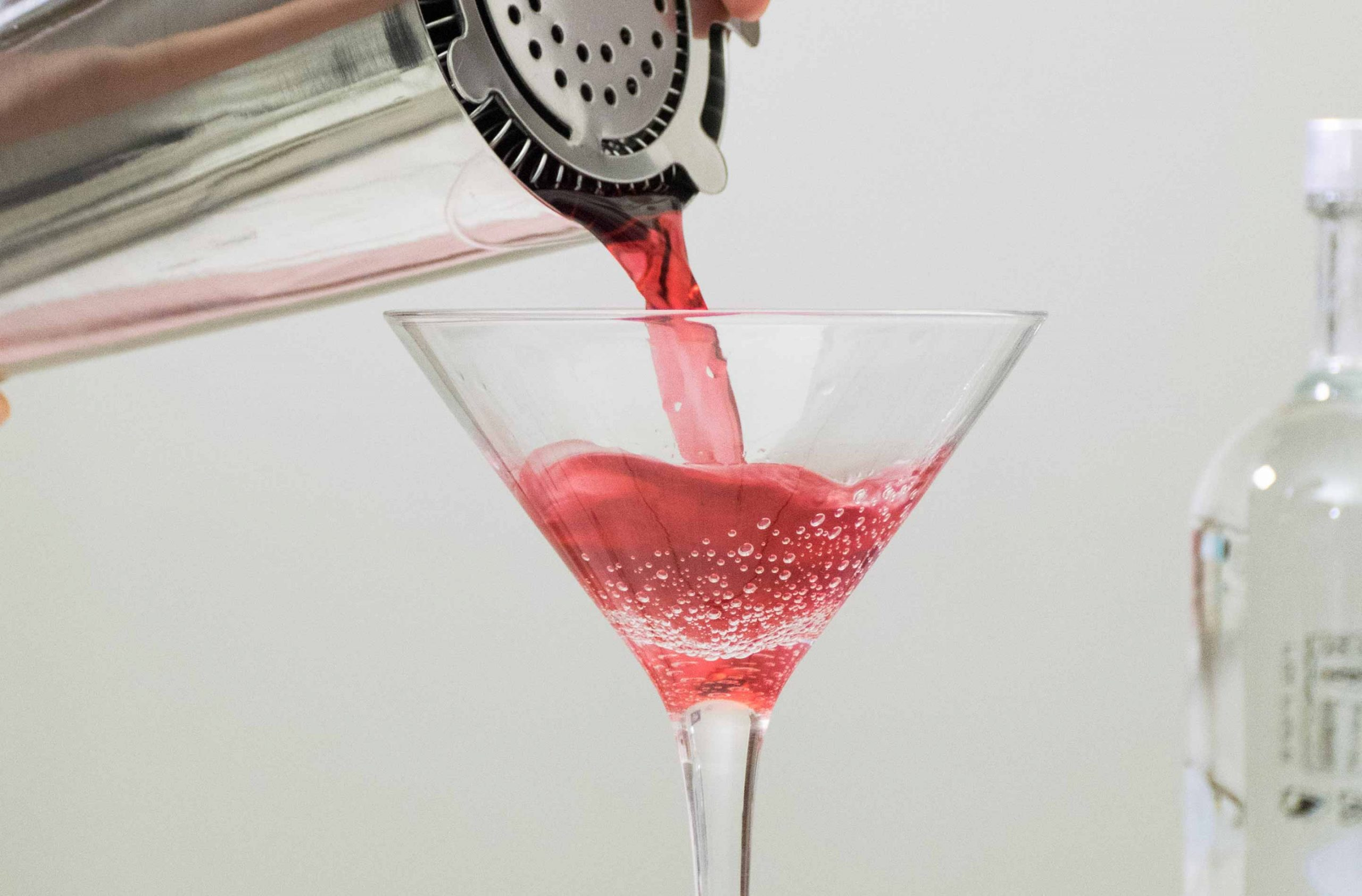 Video Recipe: The Perfect Cosmopolitan